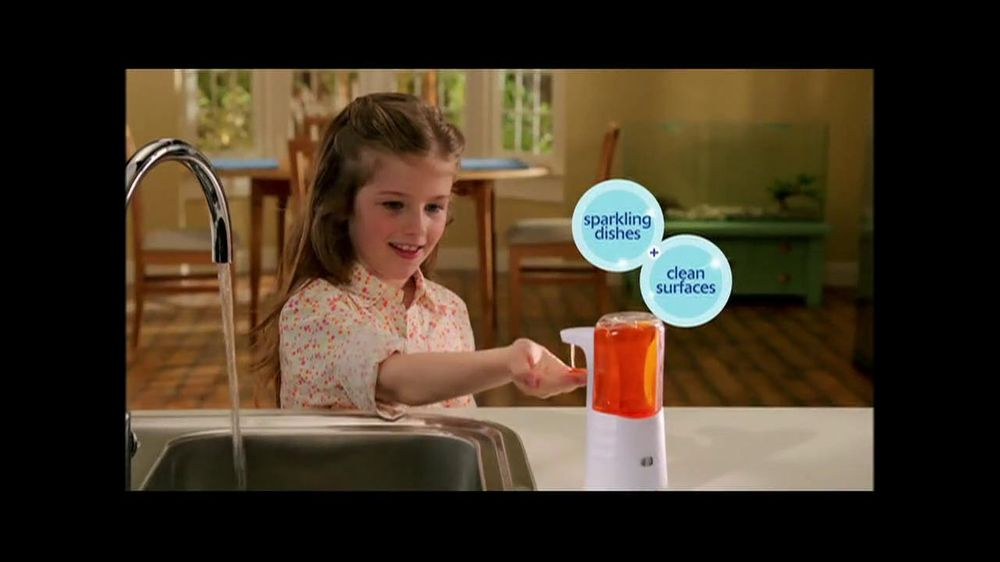 Lysol No Touch Kitchen System Tv Commercial Sink Spots