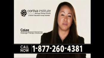 Cortiva Institute TV Spot For Massage Therapy School Testimonials - Thumbnail 5