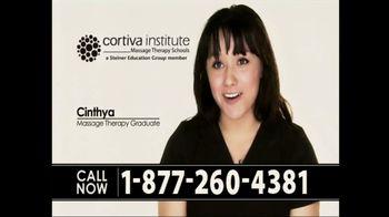 Cortiva Institute TV Spot For Massage Therapy School Testimonials - Thumbnail 7