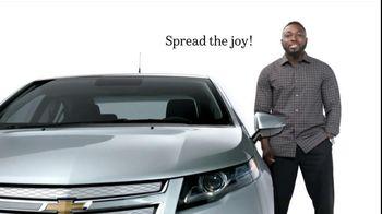 Chevrolet TV Spot, 'Efficiency' - Thumbnail 7
