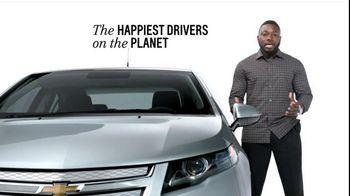 Chevrolet TV Spot, 'Efficiency' - Thumbnail 1
