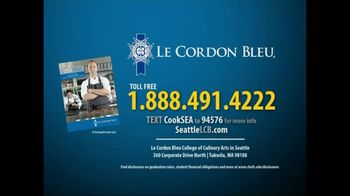 Le Cordon Bleu TV Spot For Text Message To Cook - Thumbnail 8