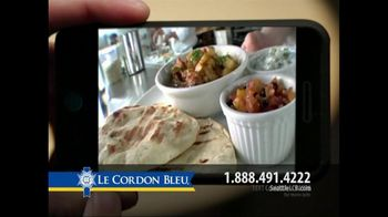 Le Cordon Bleu TV Spot For Text Message To Cook - Thumbnail 4