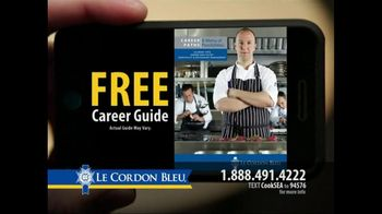 Le Cordon Bleu TV Spot For Text Message To Cook - Thumbnail 7