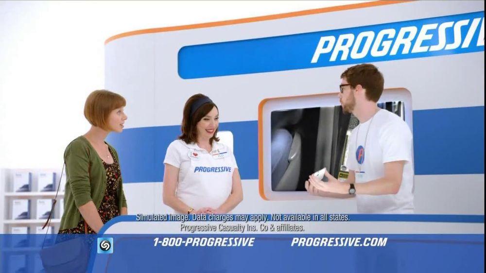 Progressive Online Quote >> Progressive TV Commercial For Mobile App - iSpot.tv