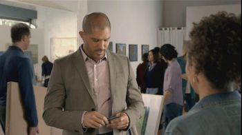 AT&T TV Spot, 'First Art Gallery Sale' - Thumbnail 3