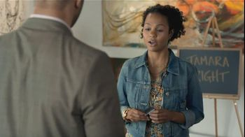 AT&T TV Spot, 'First Art Gallery Sale' - Thumbnail 4