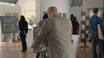 AT&T TV Spot, 'First Art Gallery Sale' - Thumbnail 5