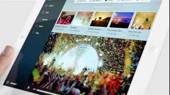 Apple iPad TV Spot, 'Make Something' - Thumbnail 3