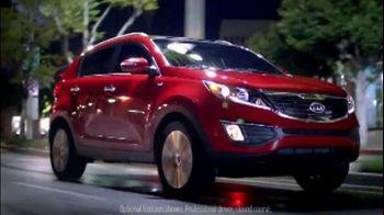 Kia TV Spot For 2012 Sportage  - Thumbnail 1