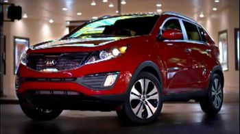 Kia TV Spot For 2012 Sportage