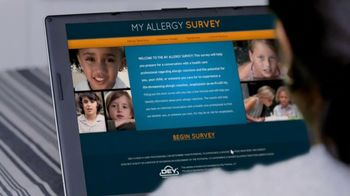 Mylan TV Spot For My Allergy Survey - Thumbnail 4
