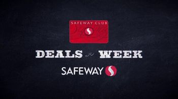 Safeway Deals of the Week TV Spot, 'Corn, Arrowhead & Honey Bunches Cereal' - Thumbnail 1