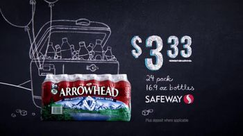 Safeway Deals of the Week TV Spot, 'Corn, Arrowhead & Honey Bunches Cereal' - Thumbnail 7