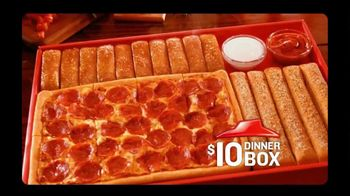 Pizza Hut TV Spot For $10 Dinner Box - Thumbnail 9