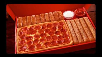 Pizza Hut TV Spot For $10 Dinner Box - Thumbnail 3