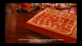 Pizza Hut TV Spot For $10 Dinner Box - Thumbnail 4