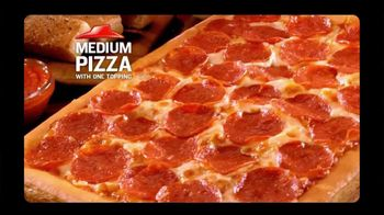 Pizza Hut TV Spot For $10 Dinner Box - Thumbnail 6