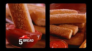 Pizza Hut TV Spot For $10 Dinner Box - Thumbnail 7