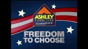 Ashley Furniture Homestore TV Spot For Freedom To Choose - Thumbnail 4