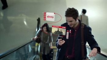 XFINITY Triple Play TV Spot, 'Airport Entertainment'