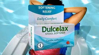 Dulcolax TV Spot For Dulcolax Stool Softener