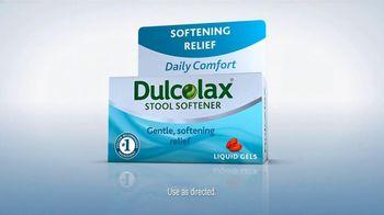 Dulcolax TV Spot For Dulcolax Stool Softener - Thumbnail 4