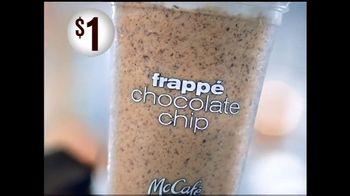 McDonald's McCafe Chocolate Chip Frappe TV Spot, 'Indulge' Ft. Raina Hein - Thumbnail 10