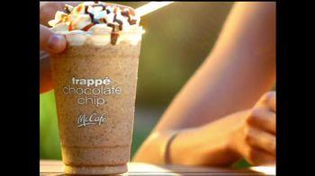 McDonald's McCafe Chocolate Chip Frappe TV Spot, 'Indulge' Ft. Raina Hein - Thumbnail 3