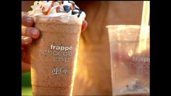 McDonald's McCafe Chocolate Chip Frappe TV Spot, 'Indulge' Ft. Raina Hein - Thumbnail 7