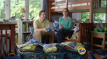 Tide Plus Bleach TV Spot, 'Triplets' - 1605 commercial airings