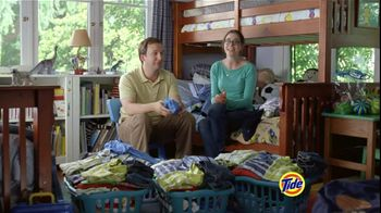 Tide Plus Bleach TV Spot, 'Triplets' - 1605 commercial airings