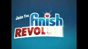 Finish TV Spot For Finish Dish Detergent - Thumbnail 9