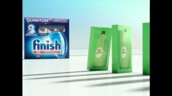 Finish TV Spot For Finish Dish Detergent - Thumbnail 2