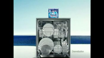 Finish TV Spot For Finish Dish Detergent