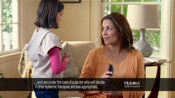 HUMIRA TV Spot, 'Niece' - 1828 commercial airings