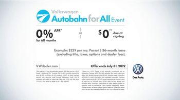 Volkswagen TV Spot, 'Baseball Disagreement: 0% APR' - Thumbnail 10