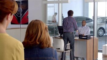 Volkswagen TV Spot For Zero Percent APR With Baseball Disagreement