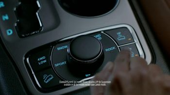 Jeep TV Spot For Grand Cherokee -- Date - Thumbnail 6