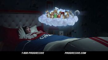 Progressive TV Spot For Discount Dreams And Chipmunks - 282 commercial airings