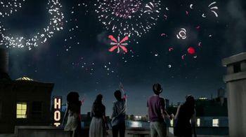 Dove Dark Chocolate TV Spot, 'Fireworks'