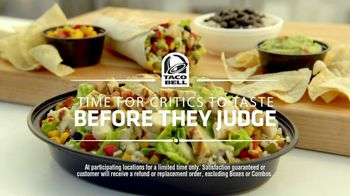 Taco Bell Cantina Bowl TV Spot, 'Buy One, Get One Free' - Thumbnail 5