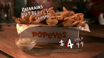 Popeyes TV Spot, 'Zatarain's Butterfly Shrimp' - Thumbnail 10