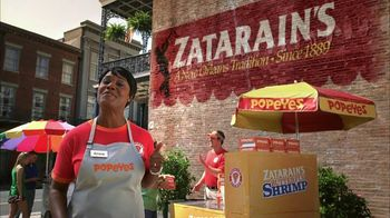 Popeyes TV Spot, 'Zatarain's Butterfly Shrimp' - Thumbnail 2