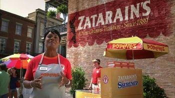 Popeyes TV Spot, 'Zatarain's Butterfly Shrimp' - Thumbnail 3