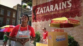 Popeyes TV Spot, 'Zatarain's Butterfly Shrimp' - Thumbnail 4