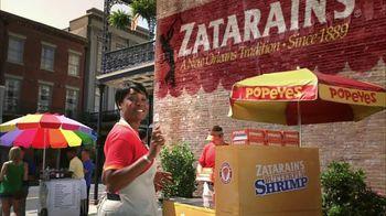Popeyes TV Spot, 'Zatarain's Butterfly Shrimp' - Thumbnail 5