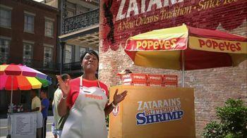Popeyes TV Spot, 'Zatarain's Butterfly Shrimp' - Thumbnail 6