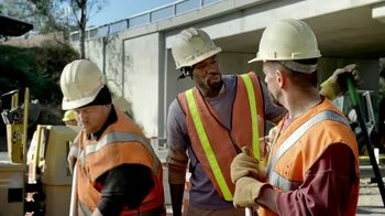 Allstate TV Spot, 'Construction Guys Allstate Voice Over'
