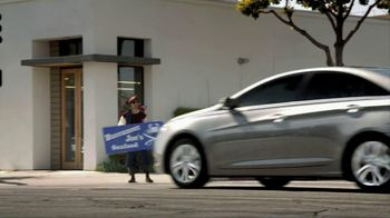 Hyundai TV Spot, 'National Fuel-Efficiency Month' - Thumbnail 9